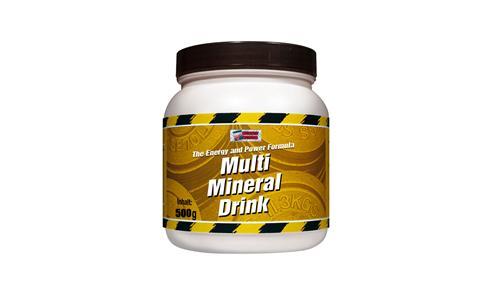 Metabolic Mineraldrink