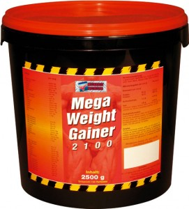 mega weight gainer