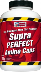 supra perfect amino caps